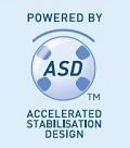 Accelerated stabilisation design