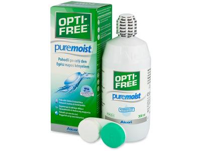 Valomasis tirpalas Opti-Free PureMoist 300ml