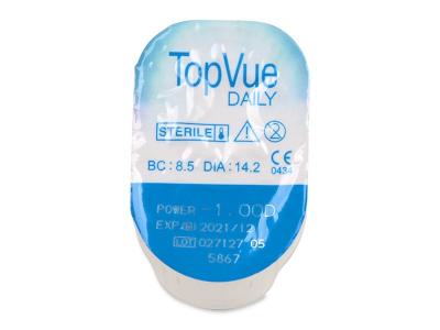 TopVue Daily (10lęšių)