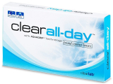 alensa.lt - kontaktiniai lęšiai - Clear All-Day