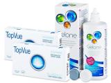 alensa.lt - kontaktiniai lęšiai - TopVue Bi-weekly (6lęšiai)