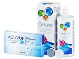alensa.lt - kontaktiniai lęšiai - Acuvue Advance PLUS (6lęšiai)