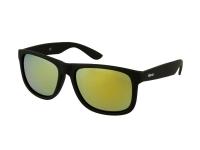 alensa.lt - kontaktiniai lęšiai - Akiniai nuo saulės Alensa Sport Black Gold Mirror