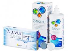 Acuvue Oasys for Astigmatism (6lęšiai) +valomasis tirpalas Gelone 360ml