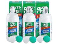 alensa.lt - kontaktiniai lęšiai - Valomasis tirpalas Opti-Free Express 3x355ml