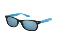 alensa.lt - kontaktiniai lęšiai - Akiniai nuo saulės vaikams Alensa Sport Black Blue Mirror