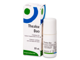 alensa.lt - kontaktiniai lęšiai - Akių lašai Thealoz Duo 10 ml