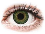 alensa.lt - kontaktiniai lęšiai - Air Optix Colors - Green - be dioptrijų