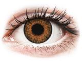 alensa.lt - kontaktiniai lęšiai - Air Optix Colors - Honey - be dioptrijų