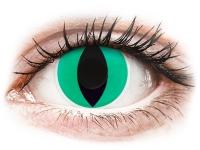 alensa.lt - kontaktiniai lęšiai - ColourVUE Crazy Lens - Anaconda - be dioptrijų