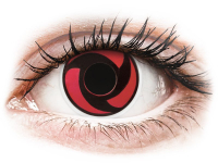 alensa.lt - kontaktiniai lęšiai - ColourVUE Crazy Lens - Mangekyu - be dioptrijų