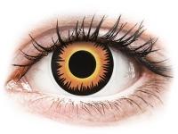 alensa.lt - kontaktiniai lęšiai - ColourVUE Crazy Lens - Orange Werewolf - be dioptrijų