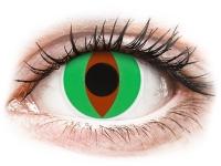 alensa.lt - kontaktiniai lęšiai - ColourVUE Crazy Lens - Raptor - be dioptrijų