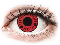 alensa.lt - kontaktiniai lęšiai - ColourVUE Crazy Lens - Sasuke - be dioptrijų