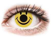 alensa.lt - kontaktiniai lęšiai - ColourVUE Crazy Lens - Smiley - be dioptrijų