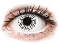 alensa.lt - kontaktiniai lęšiai - ColourVUE Crazy Lens - Spider - be dioptrijų