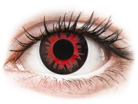alensa.lt - kontaktiniai lęšiai - ColourVUE Crazy Lens - Volturi - be dioptrijų