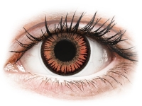 alensa.lt - kontaktiniai lęšiai - ColourVUE Crazy Lens - Vampire - be dioptrijų