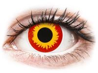 alensa.lt - kontaktiniai lęšiai - ColourVUE Crazy Lens - Wildfire - be dioptrijų