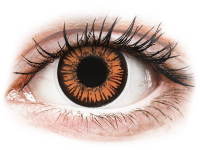 alensa.lt - kontaktiniai lęšiai - ColourVUE Crazy Lens - Twilight - su dioptrijomis