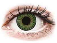 alensa.lt - kontaktiniai lęšiai - TopVue Color daily - Green - be dioptrijų