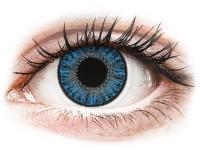 alensa.lt - kontaktiniai lęšiai - TopVue Color daily - Sapphire Blue - be dioptrijų