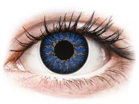 alensa.lt - kontaktiniai lęšiai - ColourVUE Glamour Blue - be dioptrijų
