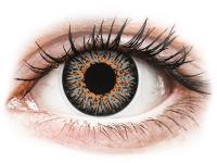 alensa.lt - kontaktiniai lęšiai - ColourVUE Glamour Grey - be dioptrijų