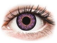 alensa.lt - kontaktiniai lęšiai - ColourVUE Glamour Violet - be dioptrijų