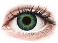 alensa.lt - kontaktiniai lęšiai - ColourVUE Fusion Yellow Blue - be dioptrijų
