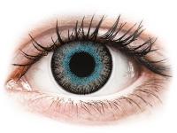 alensa.lt - kontaktiniai lęšiai - ColourVUE Fusion Blue Gray - su dioptrijomis