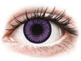 alensa.lt - kontaktiniai lęšiai - SofLens Natural Colors Indigo - su dioptrijomis
