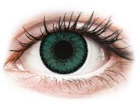 alensa.lt - kontaktiniai lęšiai - SofLens Natural Colors Jade - su dioptrijomis