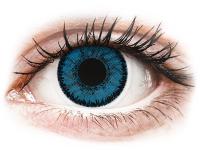 alensa.lt - kontaktiniai lęšiai - SofLens Natural Colors Topaz - su dioptrijomis