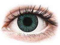 alensa.lt - kontaktiniai lęšiai - FreshLook ColorBlends Brilliant Blue - su dioptrijomis