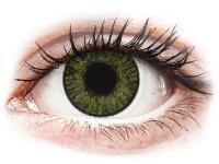 alensa.lt - kontaktiniai lęšiai - FreshLook ColorBlends Green - su dioptrijomis