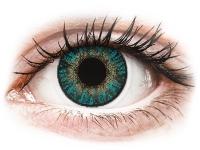 alensa.lt - kontaktiniai lęšiai - FreshLook ColorBlends Turquoise - su dioptrijomis