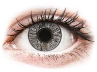 alensa.lt - kontaktiniai lęšiai - FreshLook Colors Misty Gray - su dioptrijomis