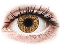 alensa.lt - kontaktiniai lęšiai - FreshLook Colors Hazel - be dioptrijų