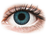 alensa.lt - kontaktiniai lęšiai - Air Optix Colors - Brilliant Blue - be dioptrijų