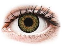 alensa.lt - kontaktiniai lęšiai - FreshLook One Day Color Pure Hazel - su dioptrijomis