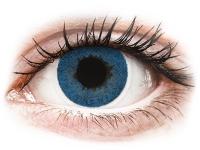 alensa.lt - kontaktiniai lęšiai - FreshLook Dimensions Pacific Blue - su dioptrijomis