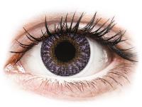 alensa.lt - kontaktiniai lęšiai - TopVue Color - Violet - be dioptrijų