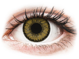 alensa.lt - kontaktiniai lęšiai - SofLens Natural Colors Dark Hazel - su dioptrijomis