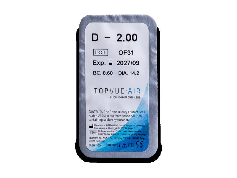 TopVue Air (6 lęšiai)