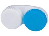 alensa.lt - kontaktiniai lęšiai - Lęšių dėkliukas L+R (mėlynas ir baltas)