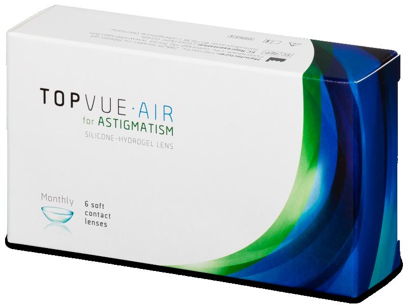 TopVue Air for Astigmatism (6lęšiai) | Alensa LT