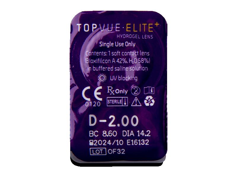 TopVue Elite+ (90 lęšių)