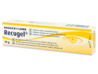 alensa.lt - kontaktiniai lęšiai - Akių gelis Recugel 10 g