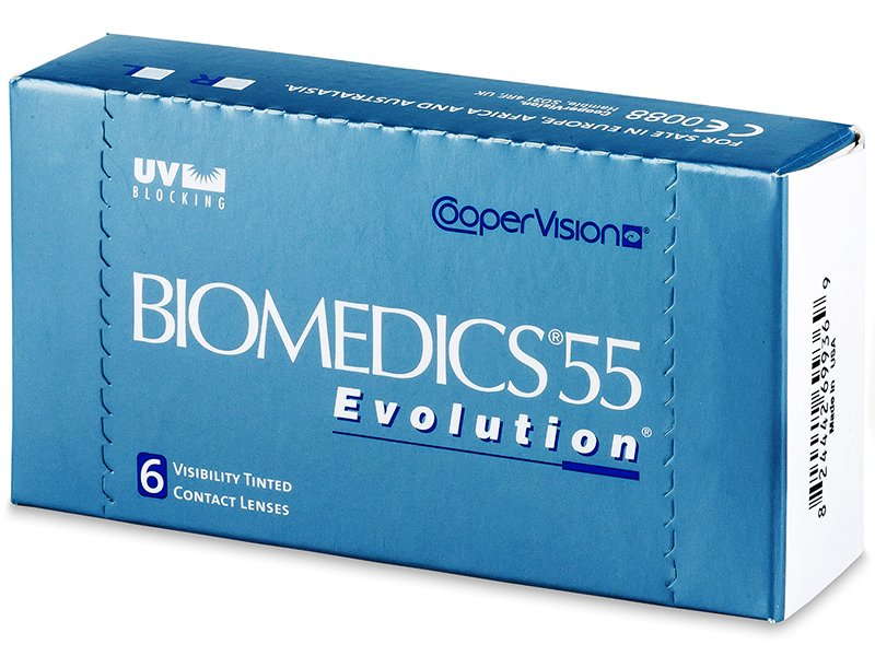 Biomedics 55 Evolution (6lęšiai)